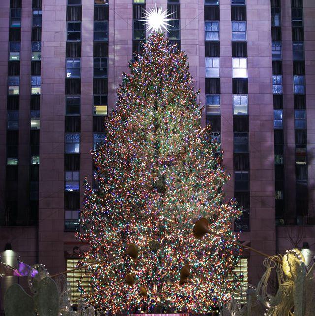 rockefeller center christmas tree history   2020