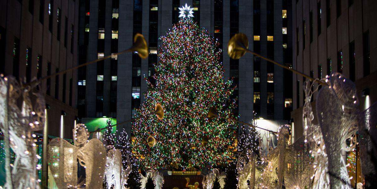 Rockefeller Christmas Tree Picked For 2018