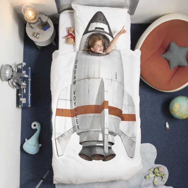 Costume Duvet Covers for Kids