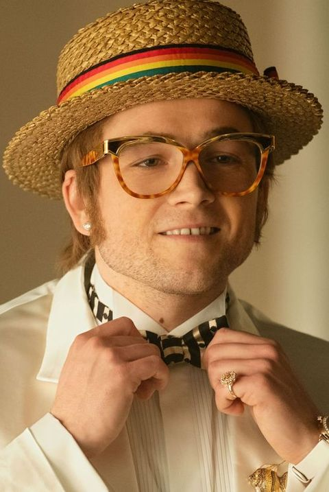 Rocketman cut this comedy star's cameo as Elvis Presley after hair dye mix-up