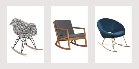 best sneakers 51c85 bb5d5 Best Rocking Chairs - Modern Rocking Chairs - 15 Sleek and ...