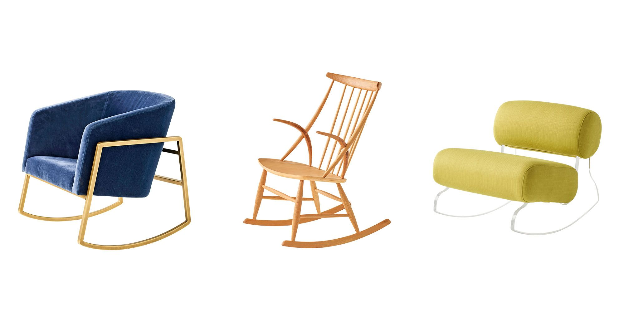 10 Tasteful Rocking Chairs That Work Perfectly Indoors Or Out
