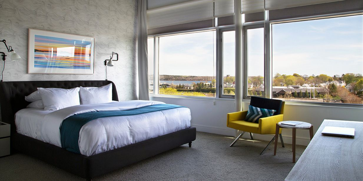 Rockland Maine: 250 Main Hotel