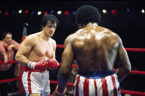 rocky, boxing