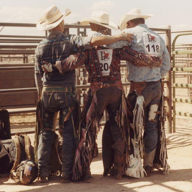 luke gilford rodeo