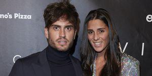 Rodri Fuertes (GH 17) y su novia, Claudia Martínez (MYHYV)