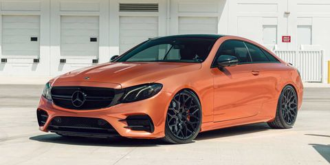 mercedes amg e 53 coupe by rodspeed