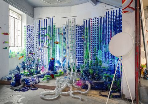 'Underwater Landscape' by Arsenio Rodriguez