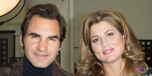 Roger Federer's Wife Mirka Was Also a Pro Tennis Player