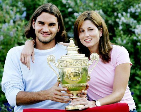 Who Is Roger Federer's Wife, Mirka Federer? Meet the 2019 U.S. ...