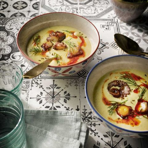 Dish, Food, Cuisine, Ingredient, Soup, Produce, Recipe, Chowder, Coddle, Vegetable,