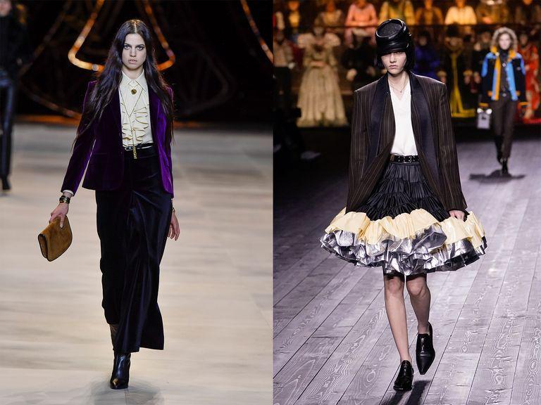 Fashion model, Fashion, Runway, Clothing, Street fashion, Fashion show, Haute couture, Footwear, Fashion design, Dress,