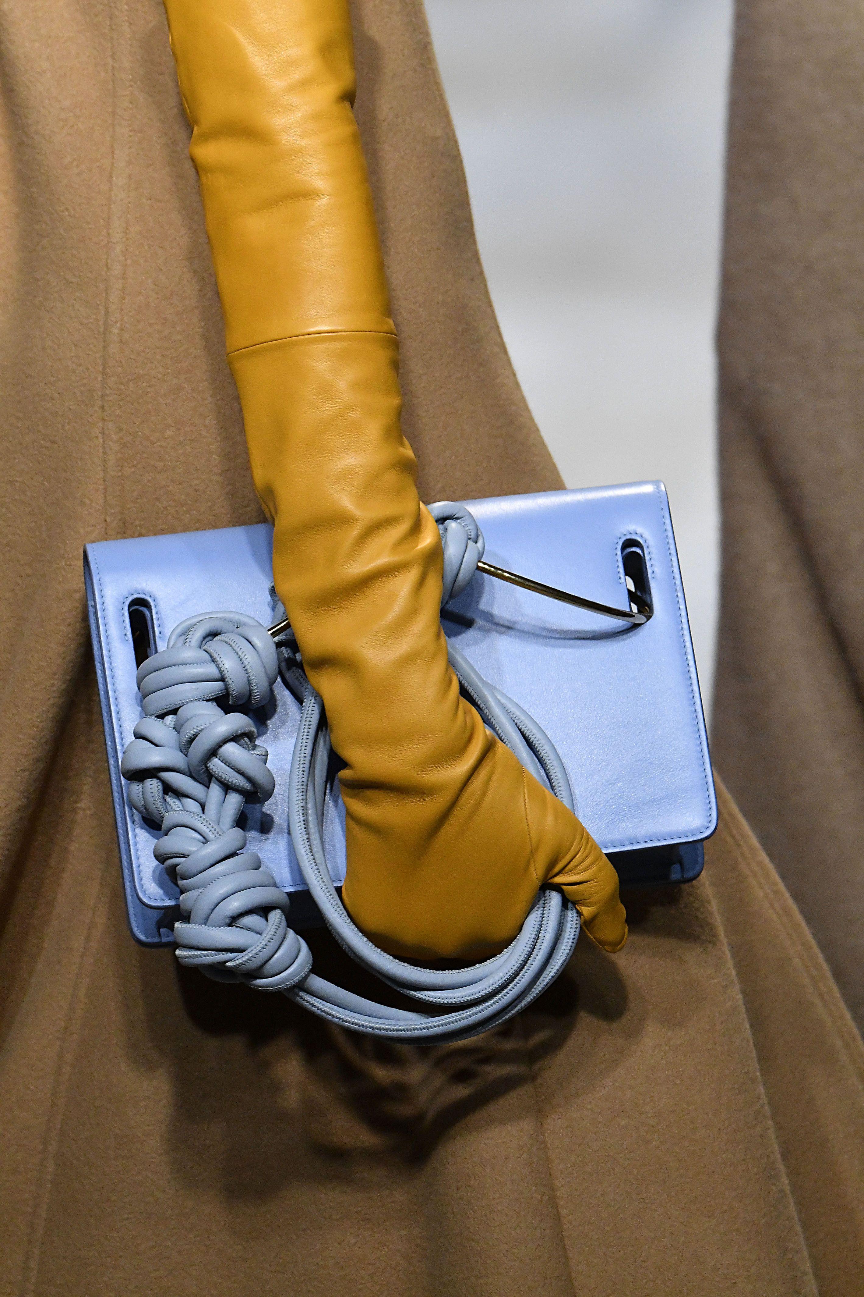 Fall winter handschoenen trends 2018/2019