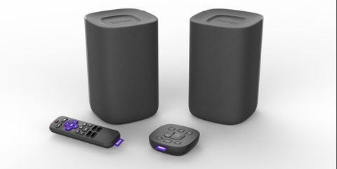 Roku Smart TV Speakers