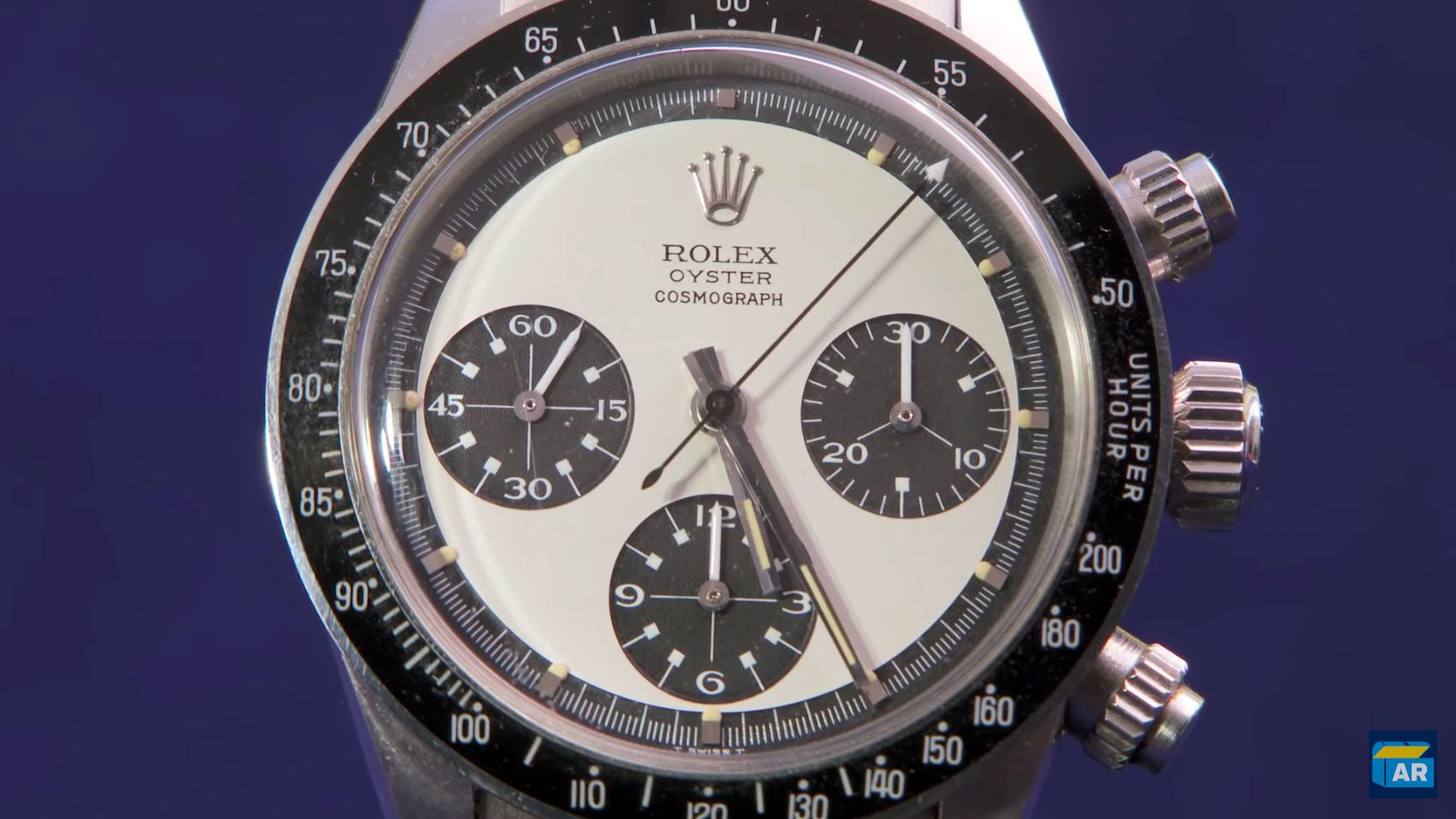 Watching This Air Force Vet Learn His Rolex Daytona Is Worth $700,000 Is an Absolute Delight