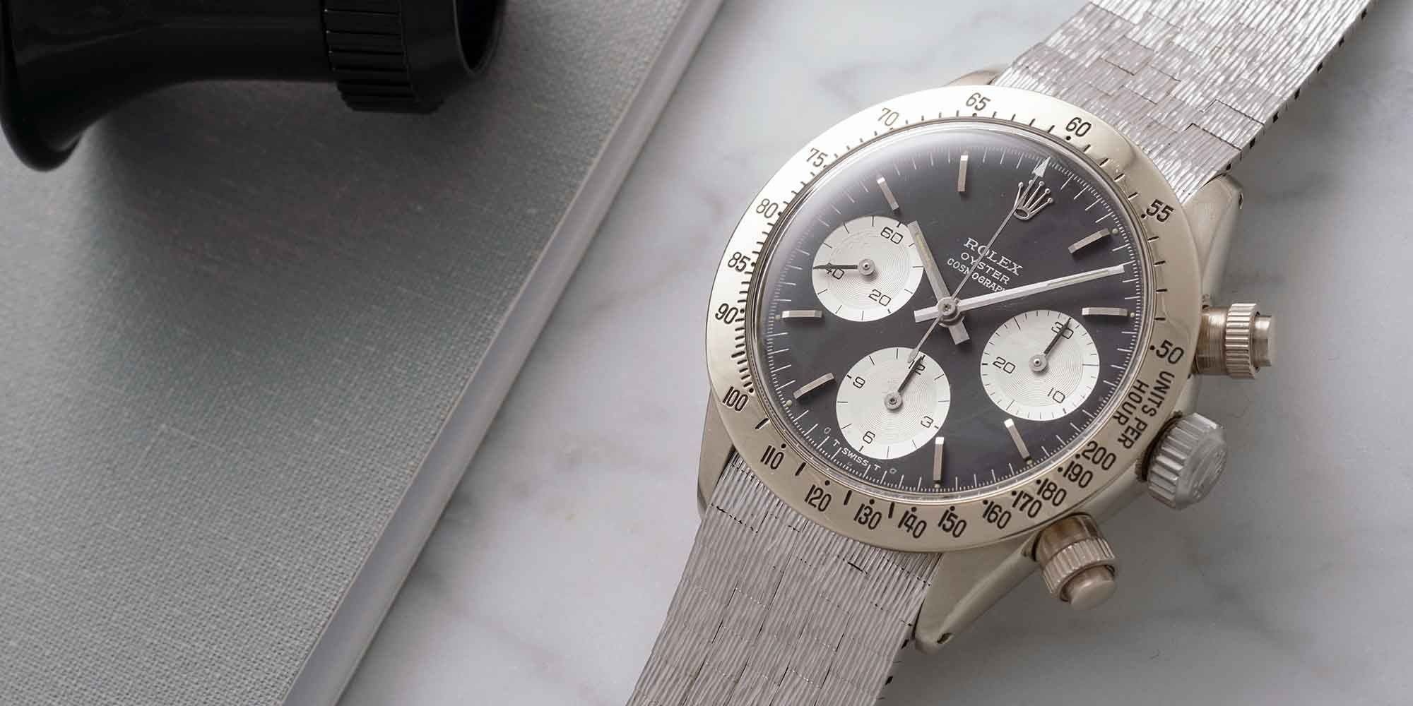 This Might Be The Rarest Rolex Ever Put Up For Auction