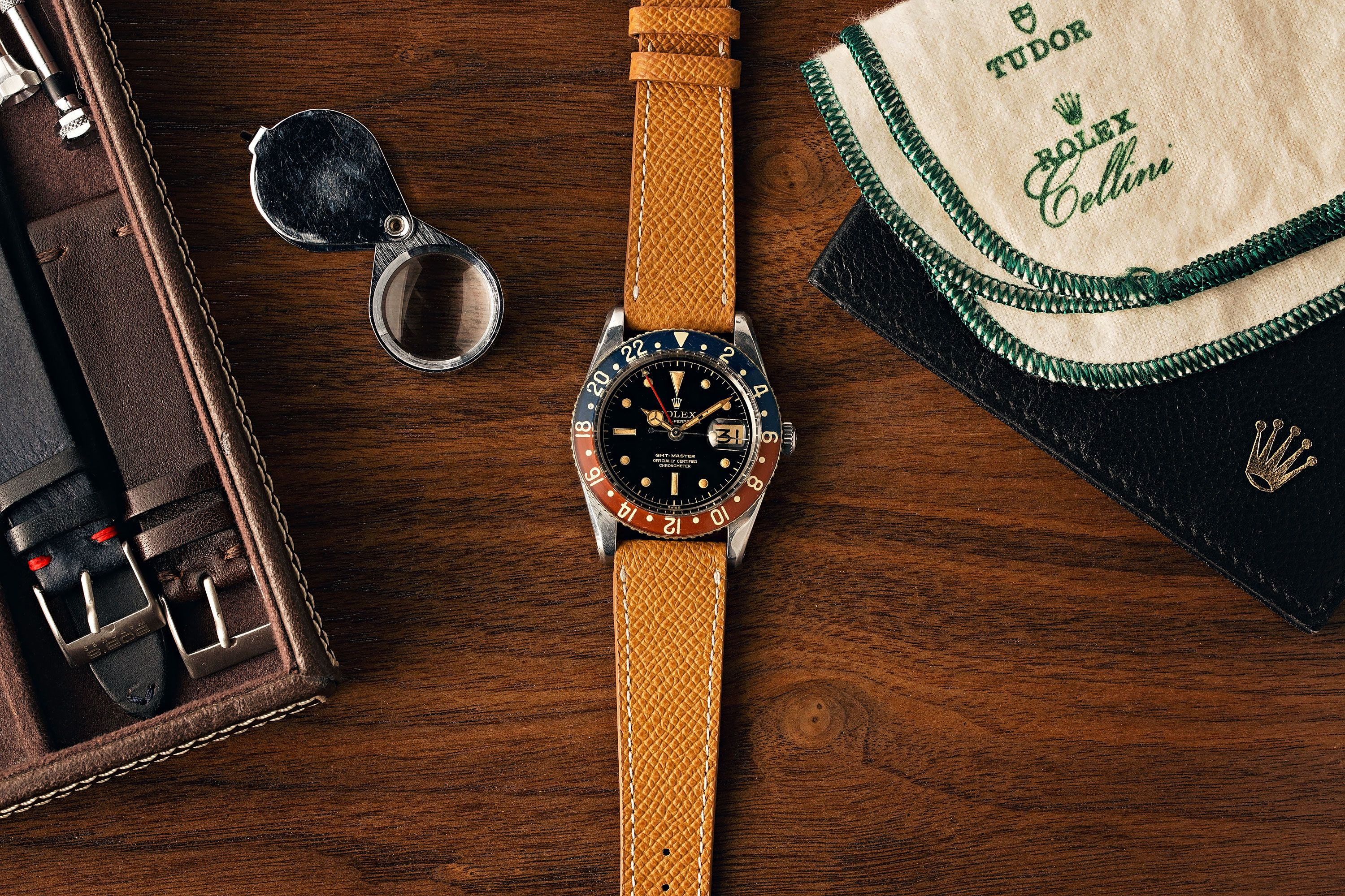 Here's Your Chance to Score a Truly Exceptional Rolex GMT-Master