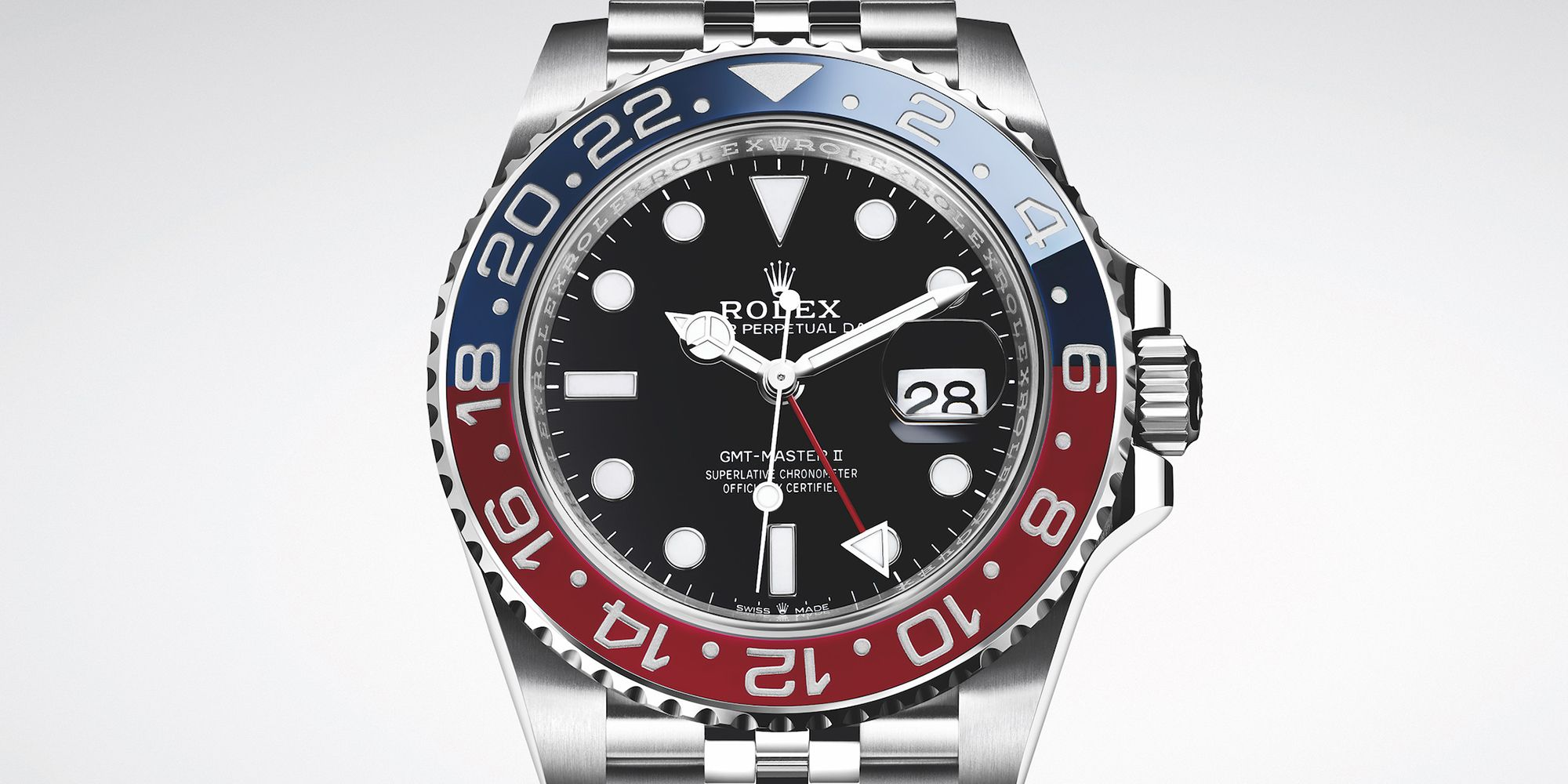 Gmt Ii RolexL'orologio Master Piloti Amato Dai Di Piᄄᄡ BWdCroex