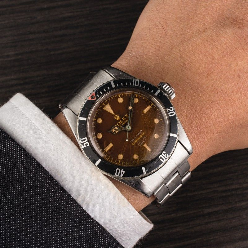 The Rarest Of James Bond's Rolex Submariners Is On Auction