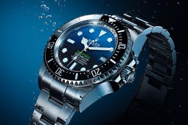 rolex deepsea sea dweller watch