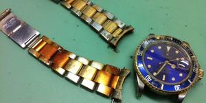 ロレックス 腕時計 紛失 海底 HODINKEE