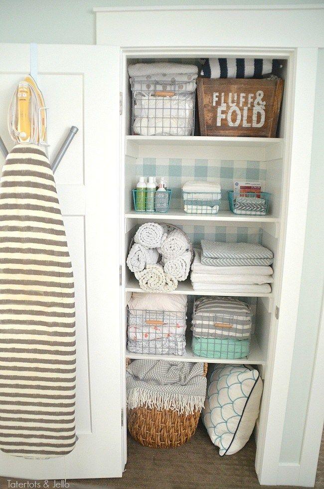 13 Best Linen Closet Organization Ideas, Bathroom Linen Closet Ideas