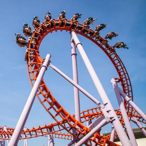 Summer Date Ideas - Amusement Park