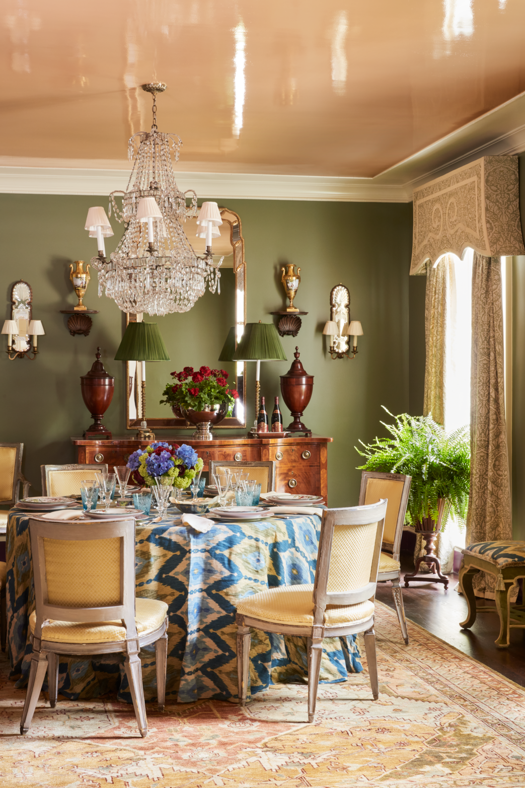 30 Best Dining Room Paint Colors Color Schemes For Dining Rooms