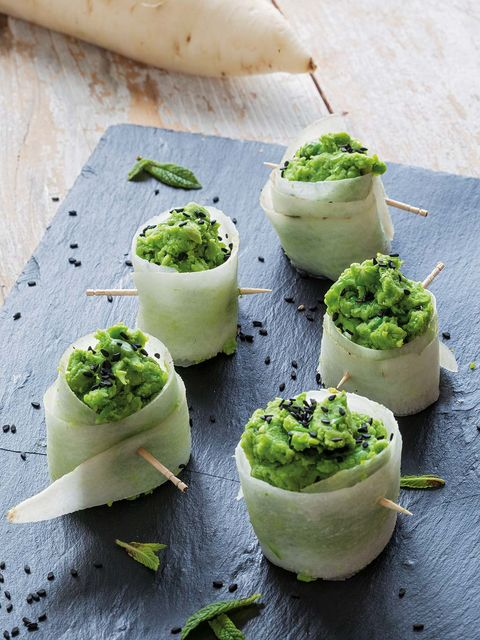 Food, Dish, Cuisine, Ingredient, Produce, Vegetarian food, Green sauce, Recipe, Finger food, Hors d'oeuvre,