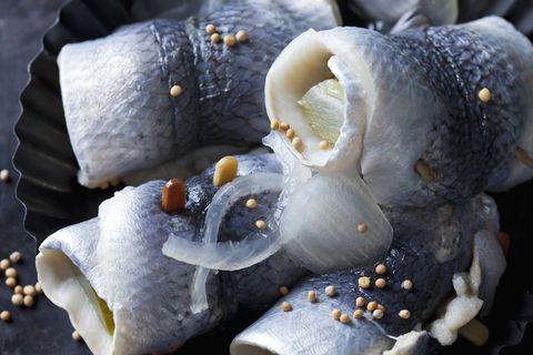 gesündester Fisch zum Essen von Hering