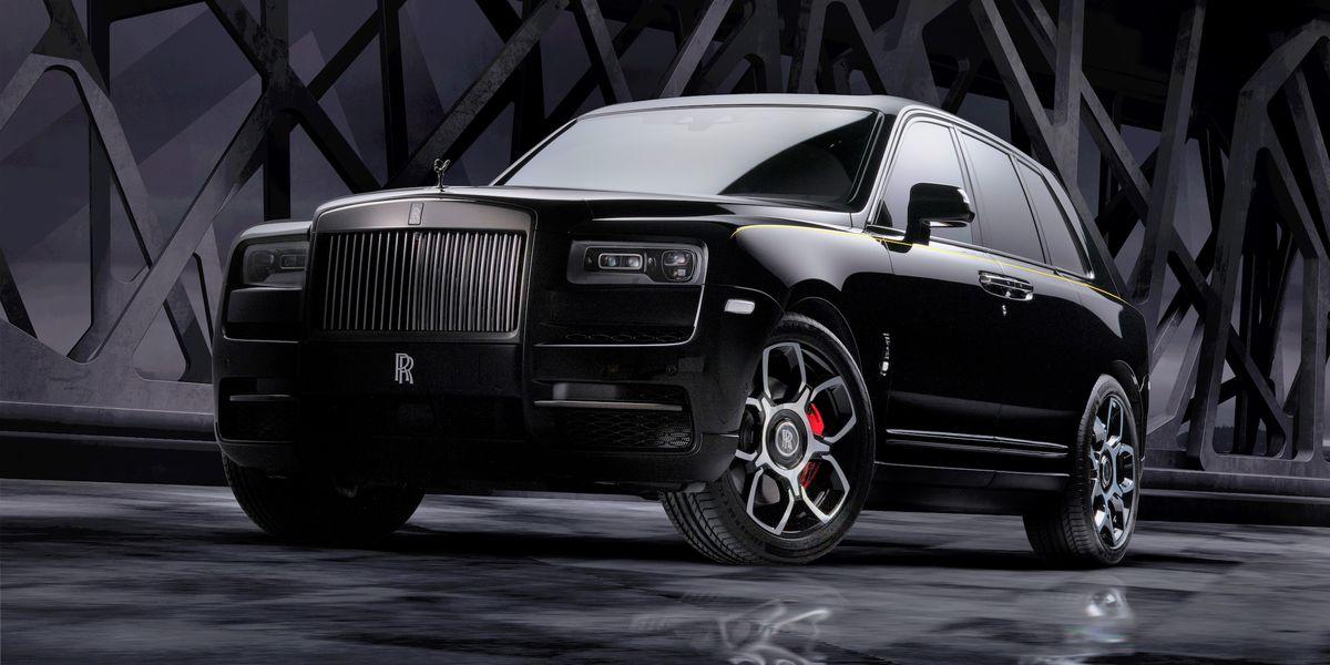Corvette For Sale >> 2020 Rolls-Royce Cullinan Black Badge Revealed - Pictures ...