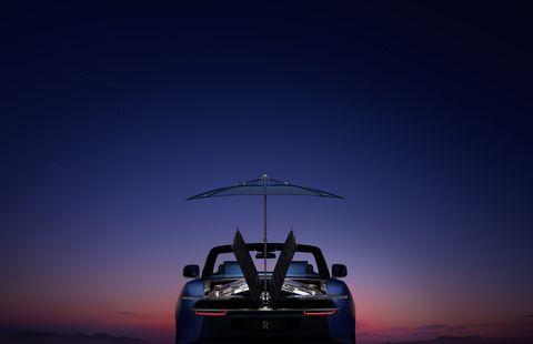 rollsroyce coachbuild boat tail