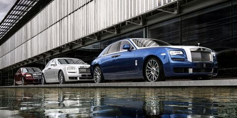 View Rolls-Royce Ghost Zenith Photos