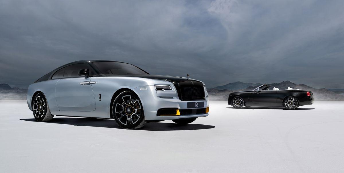 Rolls-Royce Landspeed Collection: Homenaje a los cazadores de récords