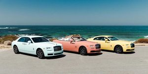 Rolls-Royce 'Pebble Beach 2019 Pastel Collection'