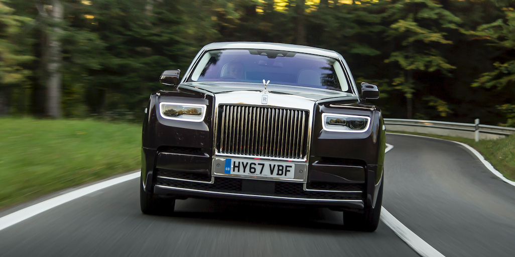 18 of the Most Luxurious Cars You Can Buy