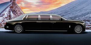 Rolls-Royce Phantom by Klassen: Limusina blindada