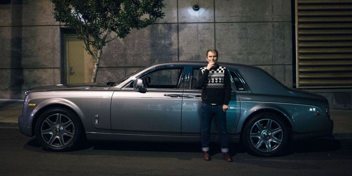 Our Night as an Uber Driver Using a $500,000 Rolls-Royce