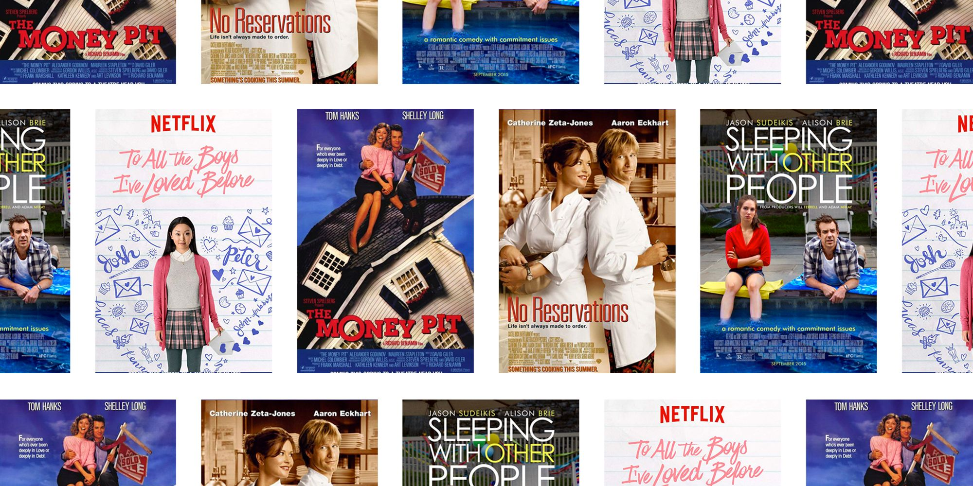 Top romantic comedy movies to watch on netflix