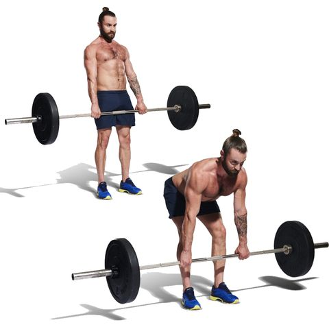 Physical fitness, Barbell, Weights, Weightlifting, Deadlift, Shoulder, Weight training, Weightlifter, Exercise equipment, Free weight bar,