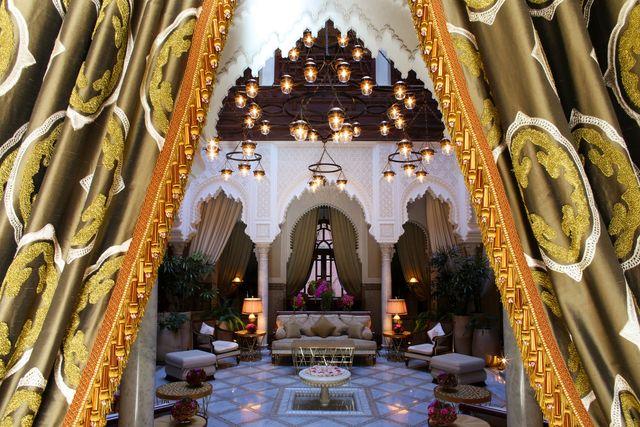 royal mansour marrakech, ocher city, morocco
