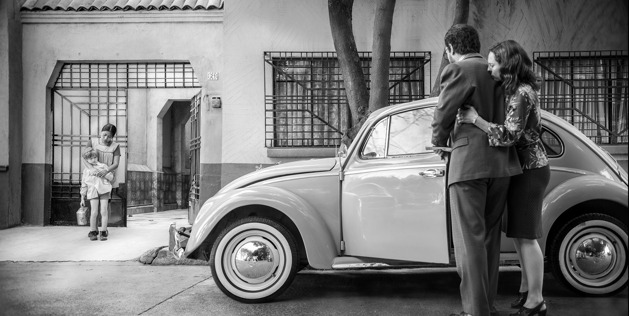 Why 'Roma' Is Netflix's First Oscar-Worthy Masterpiece