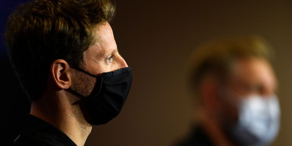 Haas F1's Grosjean Surprised that Both of Team's Drivers Are Getting the Axe