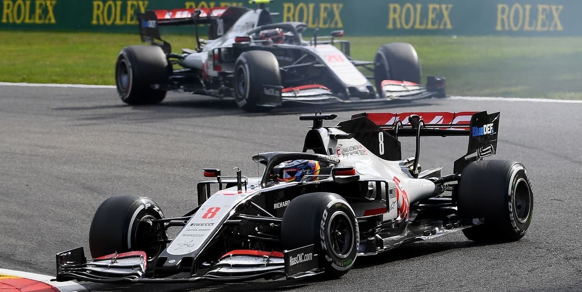 Major F1 shakeup: Haas dumps both drivers