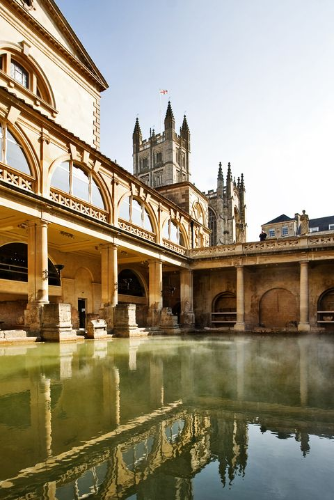 Best UK holidays - Bath