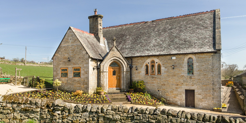 Roman Hall - Northumberland - chapel - Finest Properties