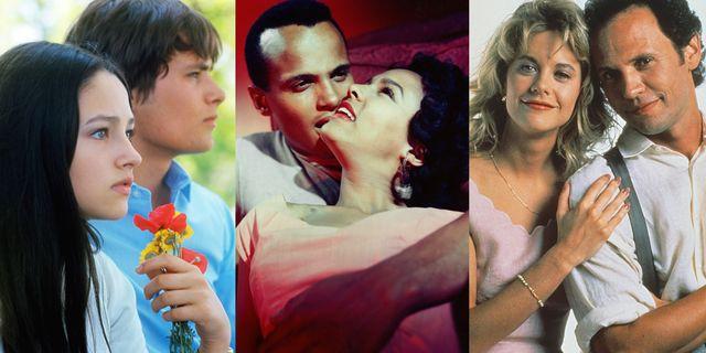 classic movies, romeo and juliet, carmen jones, when harry met sally