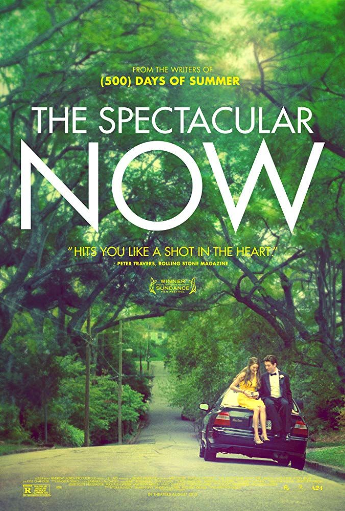 romance movies netflix spectacular now