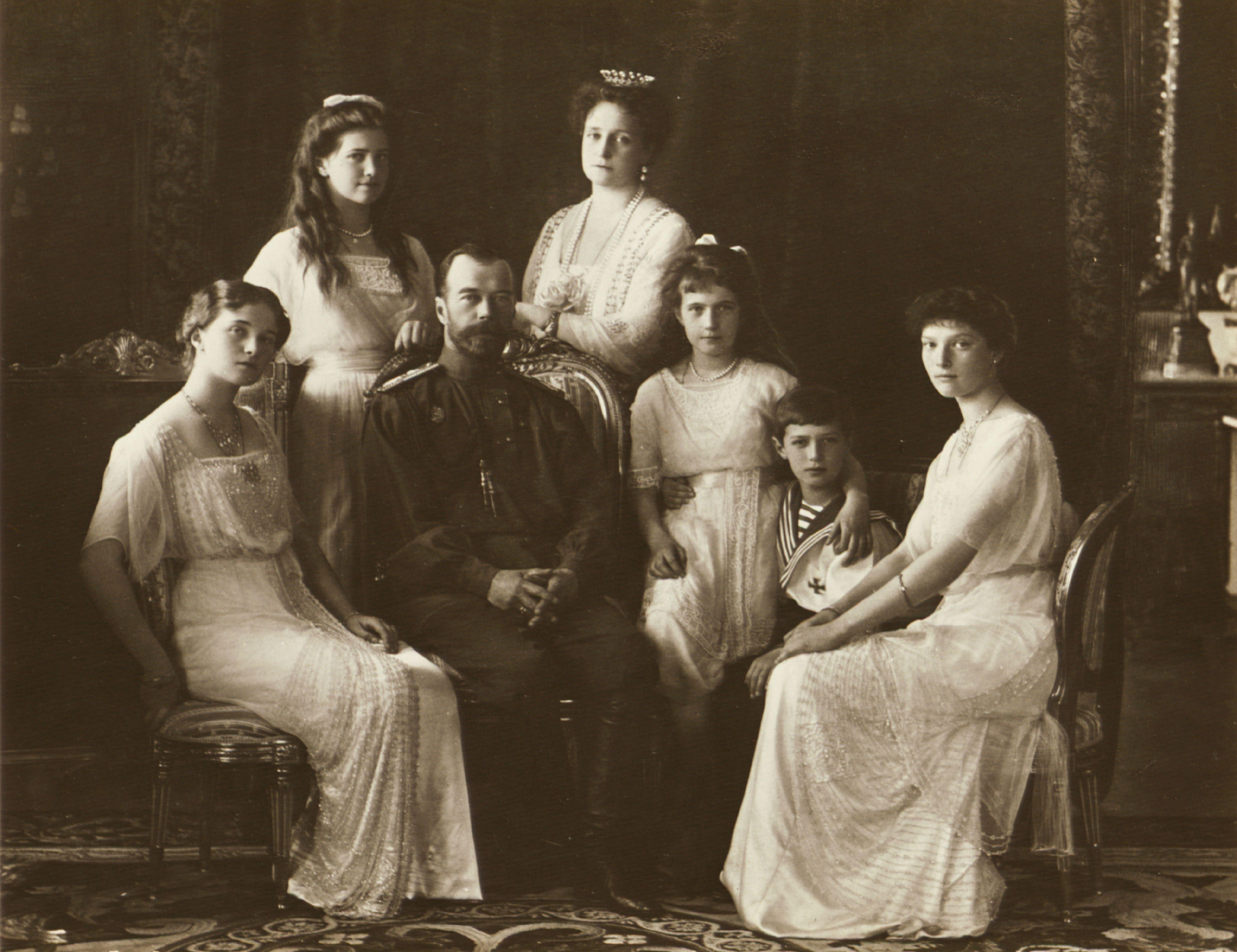 The True Story of 'The Last Czars' on Netflix - Romanov