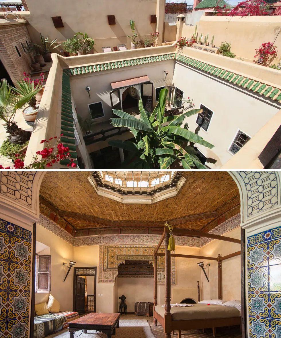 Romantic Airbnb Marrakech